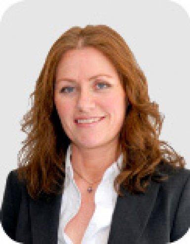 Frau Müller, Vorsitzende der BKK